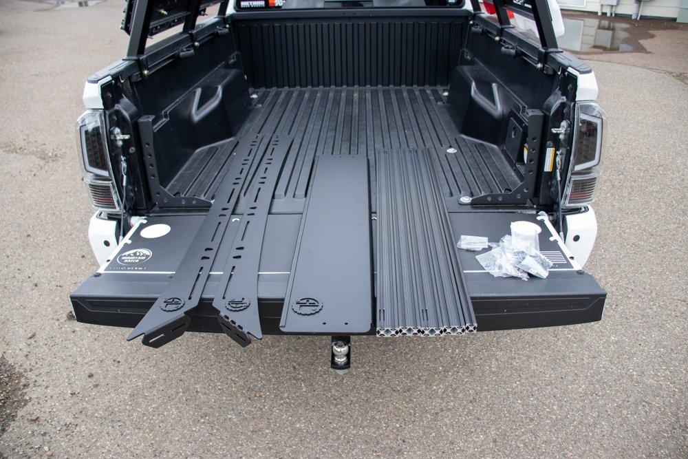 AL Offroad 2nd & 3rd Gen Tacoma Roof Rack - Parts
