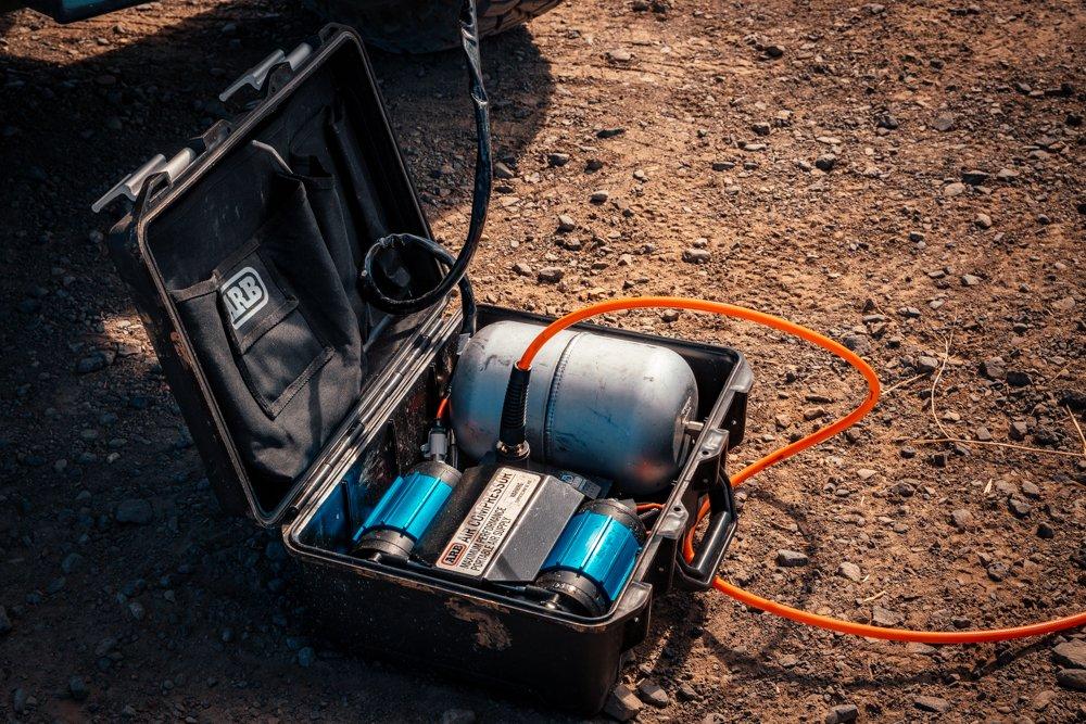 ARB High-Performance Twin Motor Portable Air Compressor