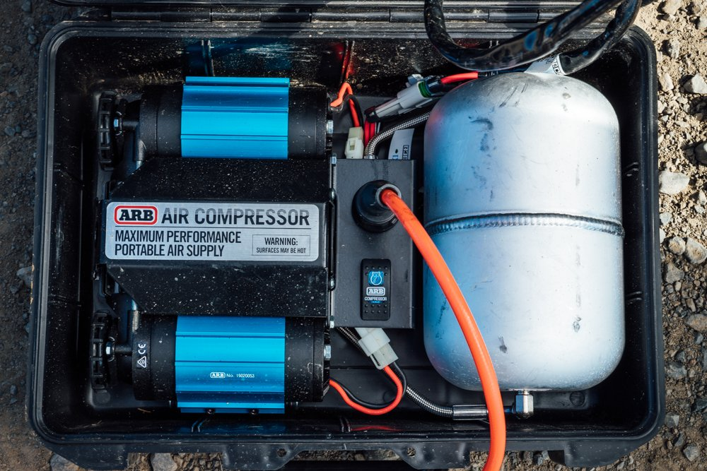 CKMTP12 ARB Air Compressor Review