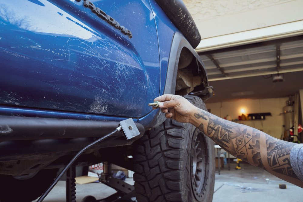 Step-By-Step RSG Offroad Rock Slider Install on 3rd Gen Tacoma