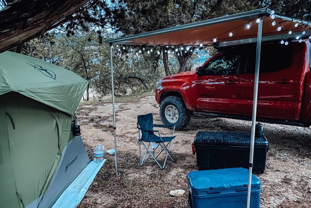 Gazelle T3 Hub Pop-Up, Portable Camping Tent Review