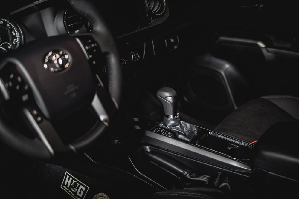 Top Shift Knob Replacements for 3rd Gen Toyota Tacoma