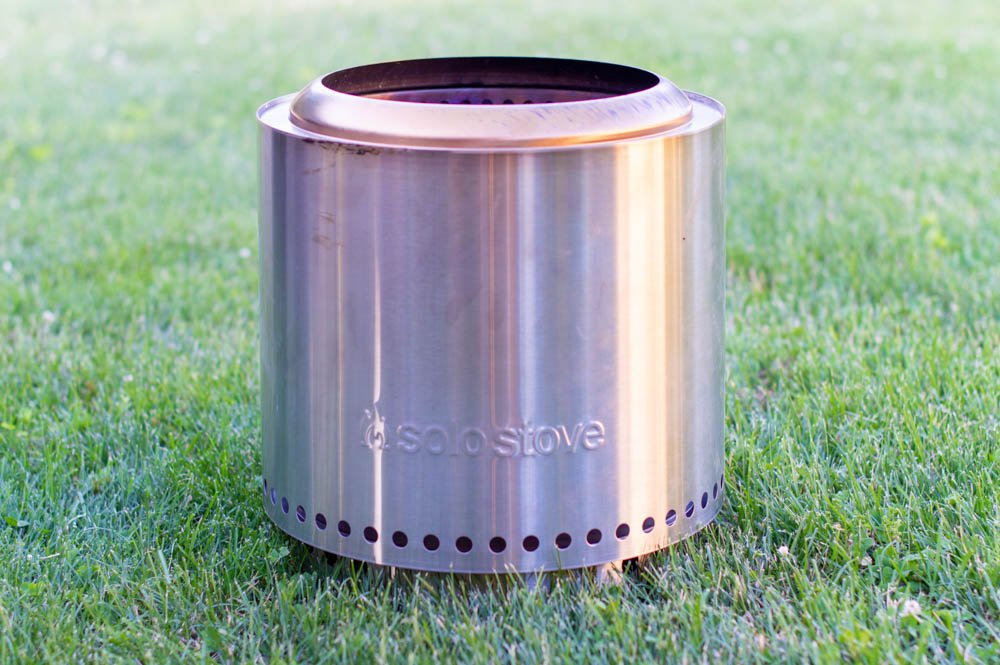 Solo Stove Ranger - Portable, Durable Fire Pit for Camping