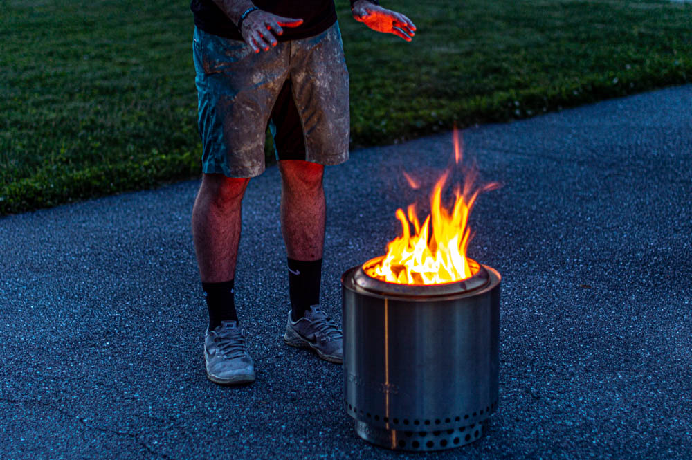 Solo Stove Ranger - Wood Burning Portable Fire Pit Review