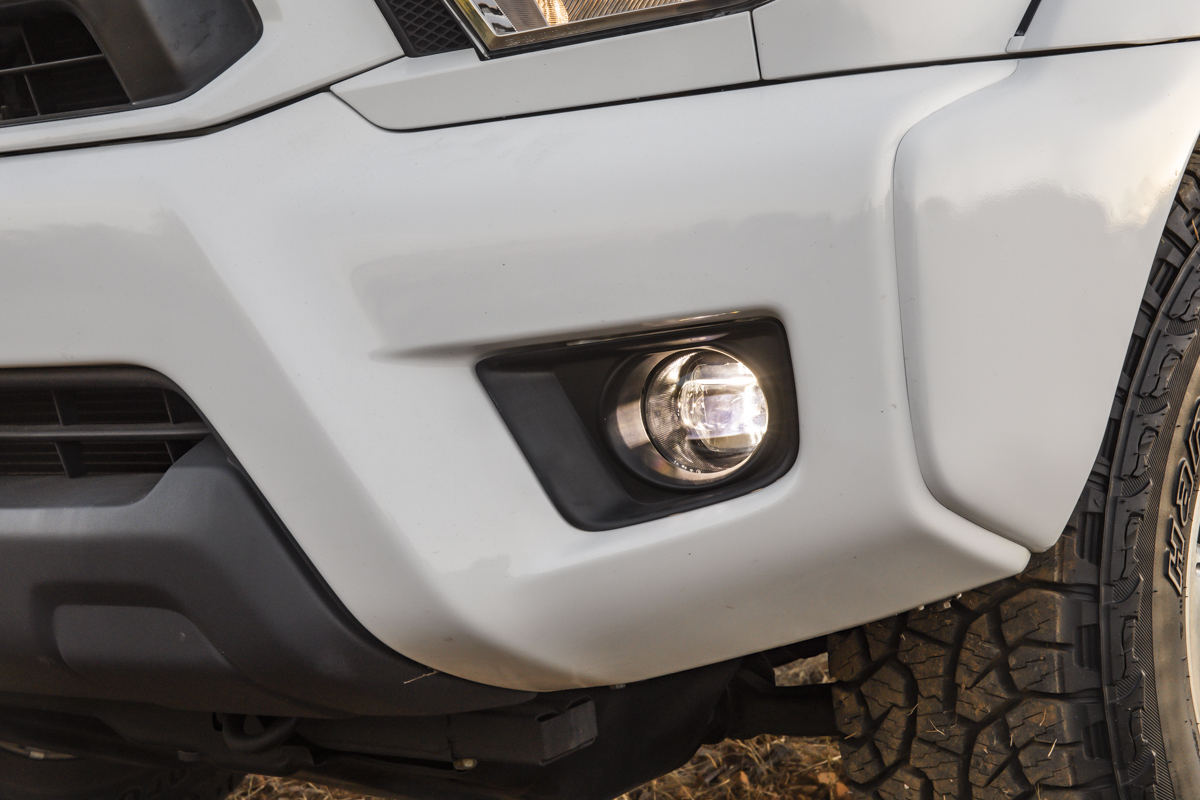 Morimoto XB LED Fog Lights on 2nd Gen Tacoma