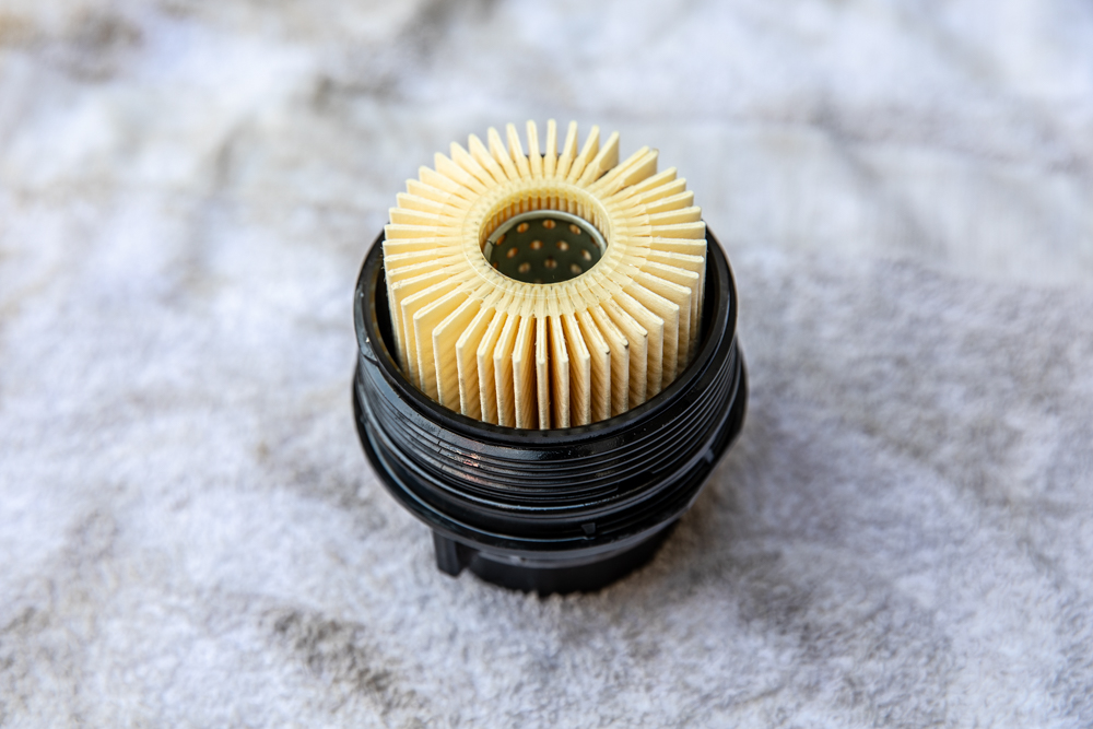 New Oil Filter for 3rd Gen Tacoma
