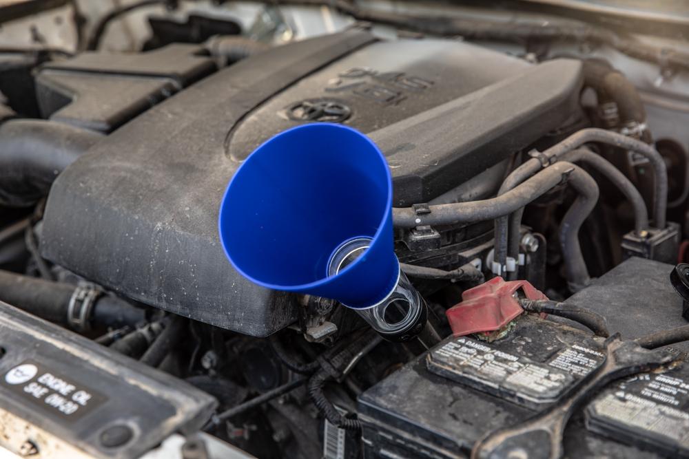 3.5L V6 Toyota Tacoma Oil Change Guide