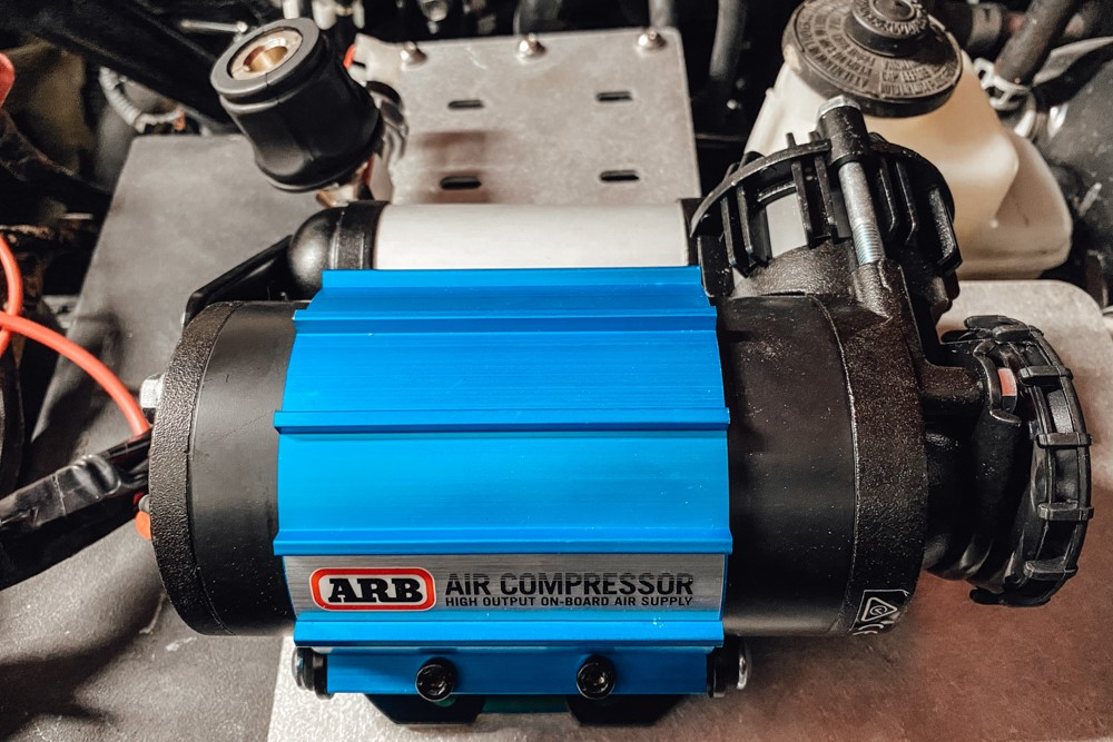 ARB Air Compressor Review - High Output On-Board Air Supply