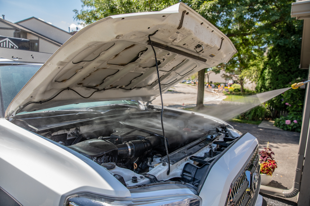 Step-By-Step Guide to Cleaning Engine Bay