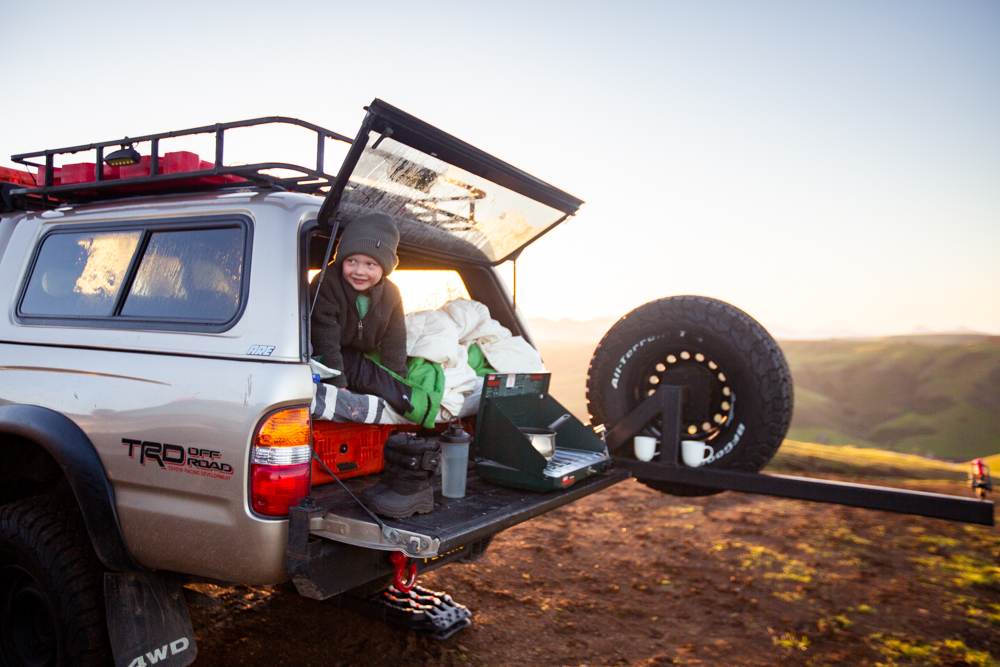 Wheeling a 1st Gen Toyota Tacoma