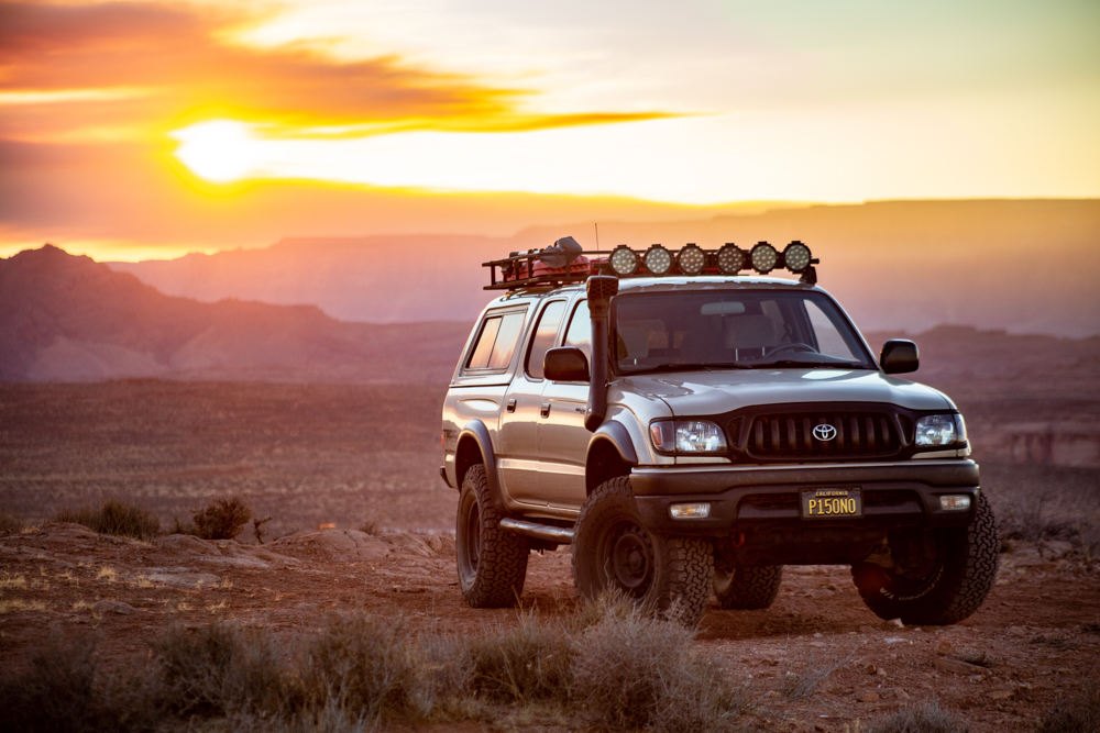 Cheap Overland Build - 1st Gen Toyota Tacoma