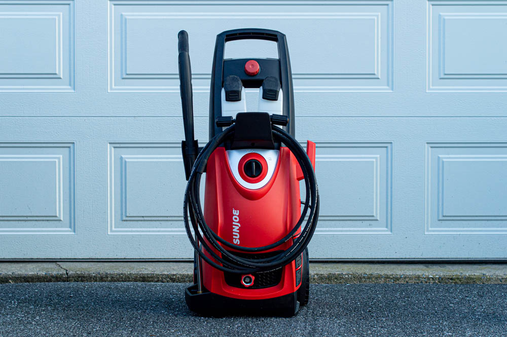 Best Budget Electric Pressure Washer - SunJoe SPX3000 Overview