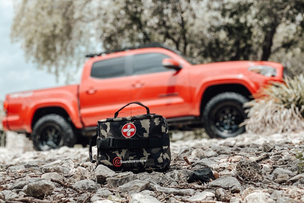 Survival First Aid Kit for Offroad & Overland