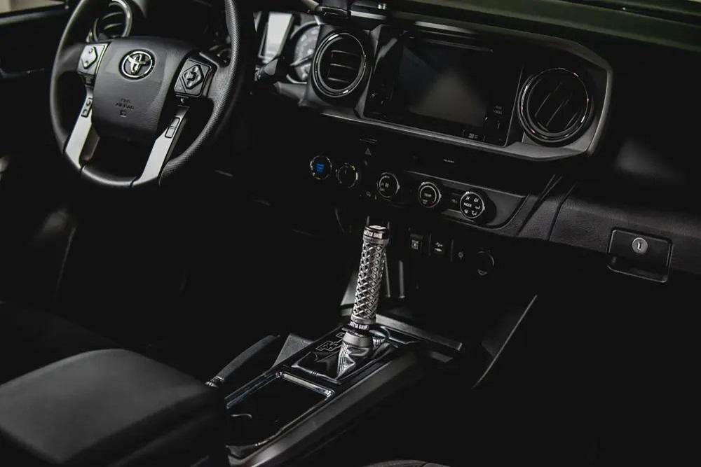 Getta Grip Shift Knob on 3rd Gen Toyota Tacoma