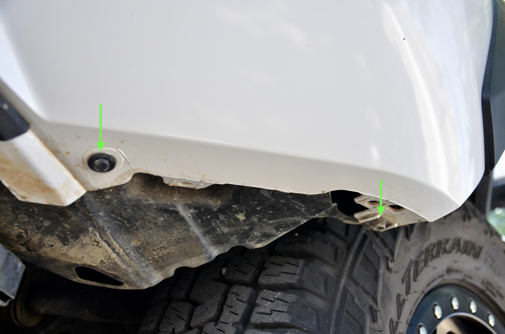 How to Remove Fender Liner on 3rd Gen Tacoma
