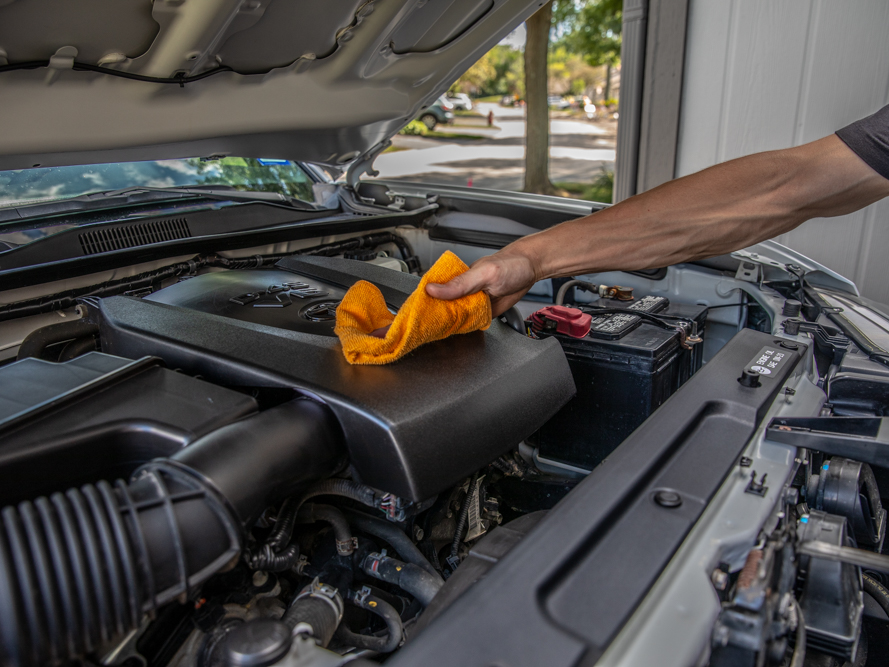 Detailed Guide to Cleaning & Washing your Engine Bay