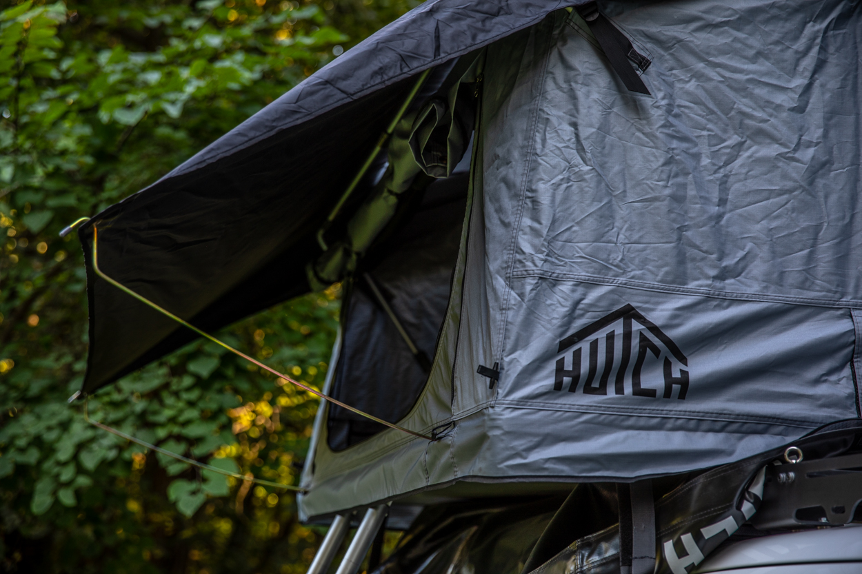 Hutch Tents Daly 2 Rooftop Tent Review