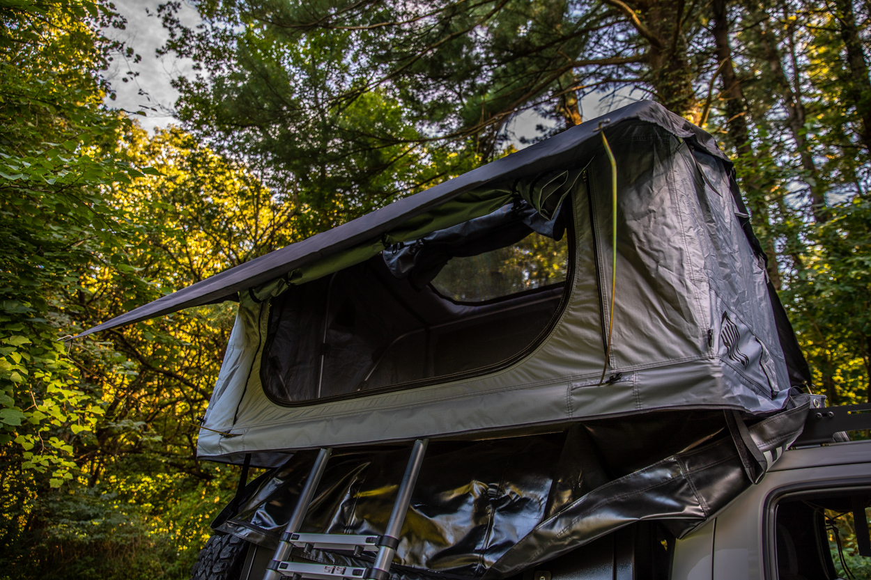 Rooftop Tent Features and Specifications