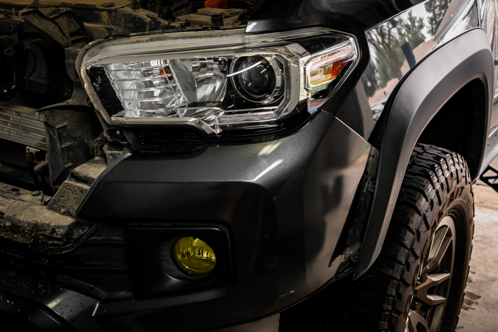Removing Bumper Cover on 3rd Gen Tacoma