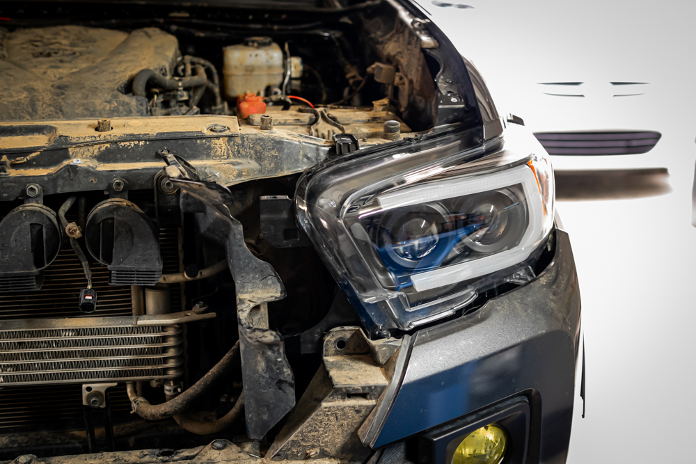 Detailed Install Guide for Spyder Auto Headlight Housing - 3rd Gen Tacoma