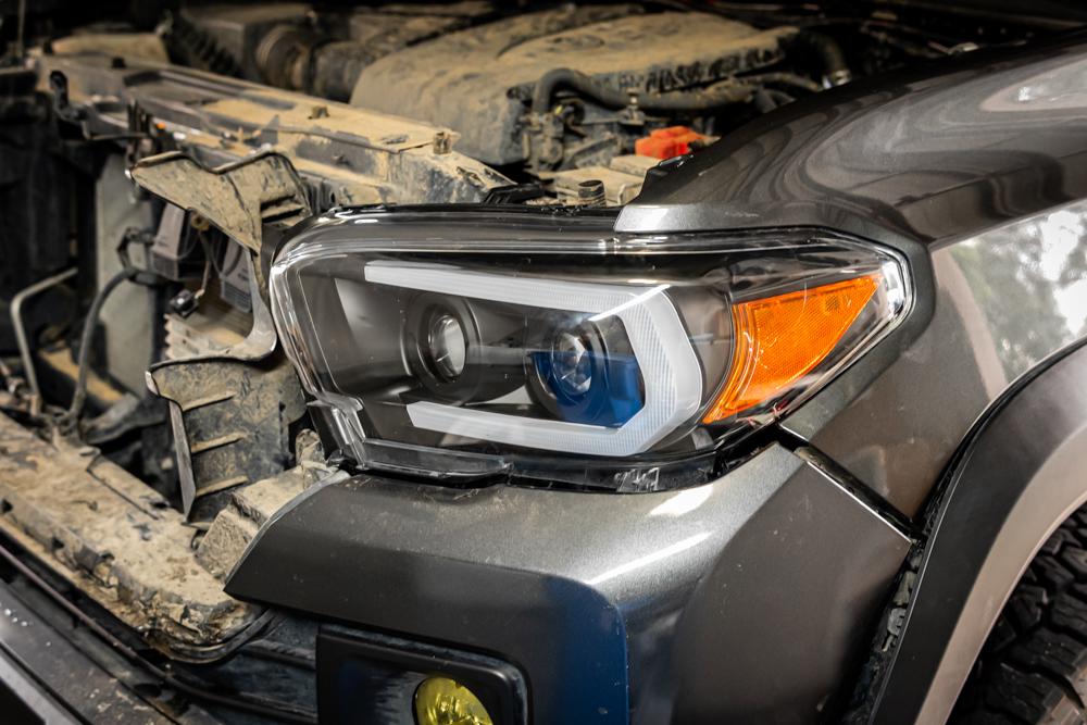 DIY Spyder Auto Headlight Install Guide for 3rd Gen Tacoma