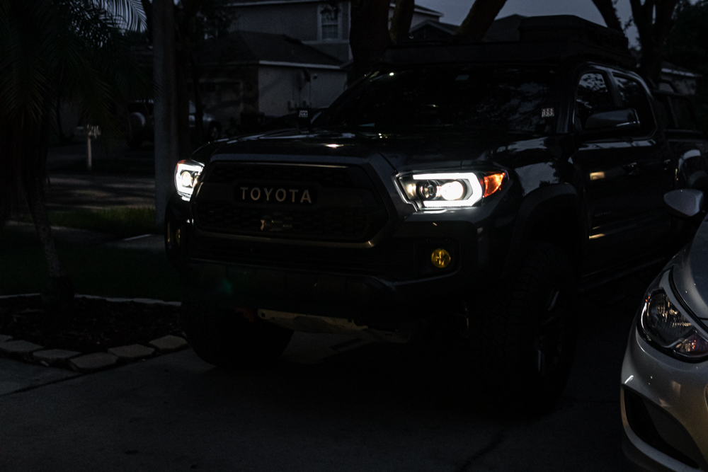 Spyder Auto Headlight Housing Review for 3rd Gen Tacoma