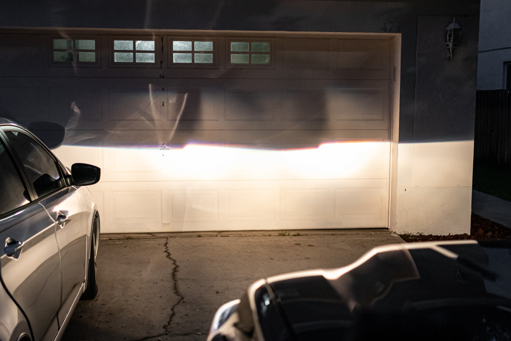 Spyder Auto Headlight Output on 3rd Gen Tacoma