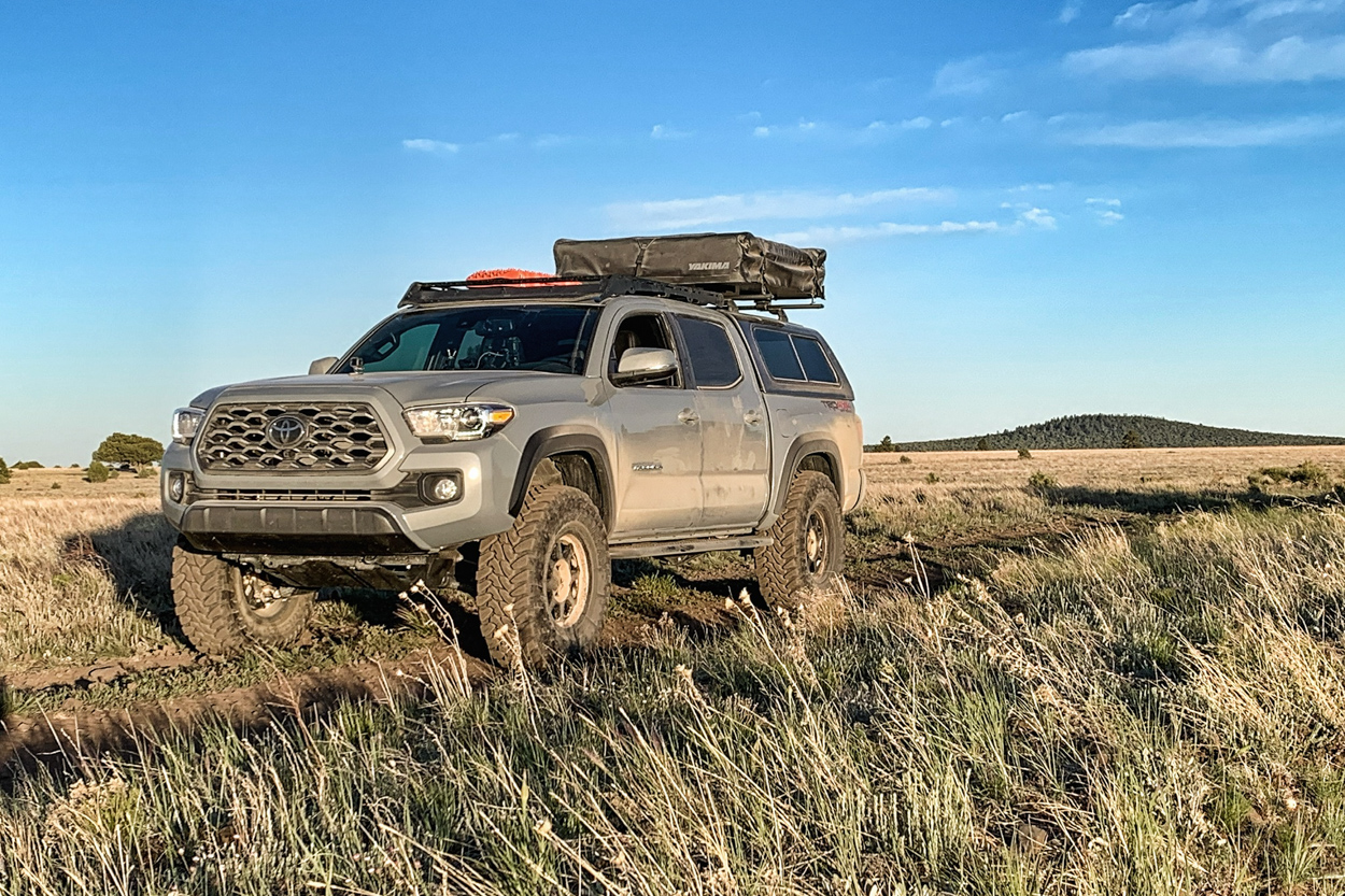 Complete Review for Eibach Stage 1 Pro-Truck Lift Kit on 3rd Gen Toyota Tacoma