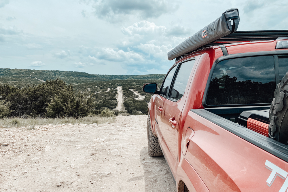 ARB Awning Install on 3rd Gen Toyota Tacoma