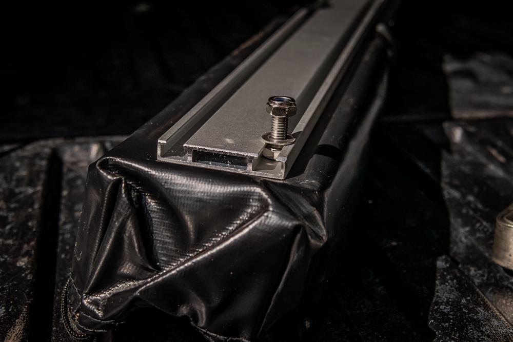 Detailed Install for Body Armor 4X4 Sky Ridge Roof Rack Awning