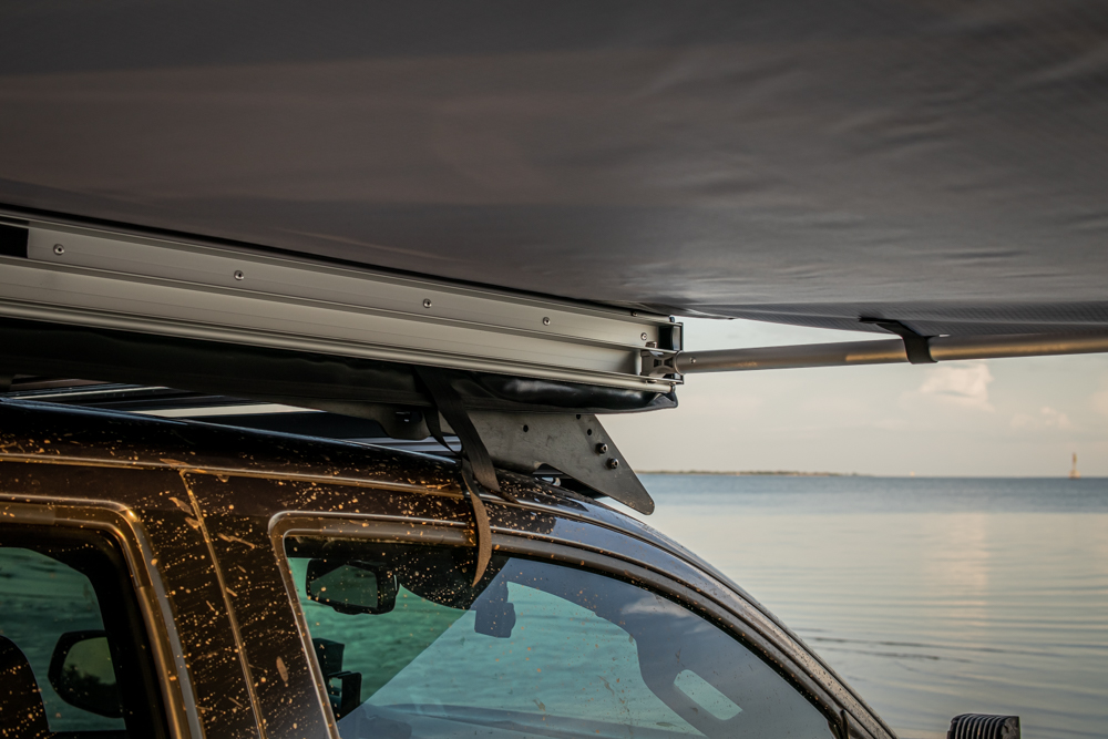 How to Setup Foldable, Retractable Car, Vehicle, Truck Awning