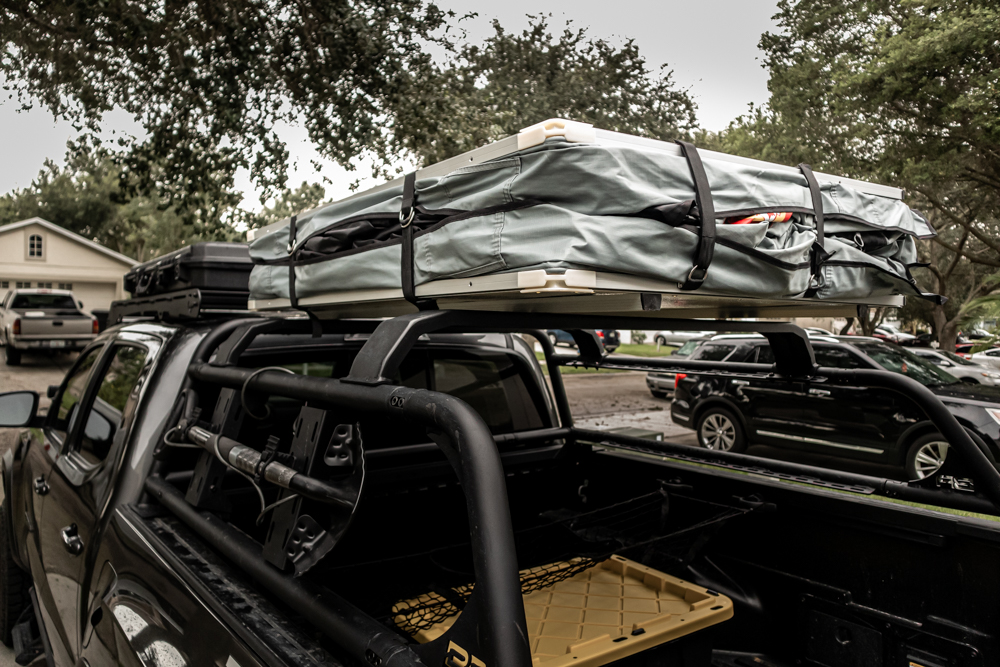 How-To Install a Rooftop Tent on 3rd Gen Toyota Tacoma