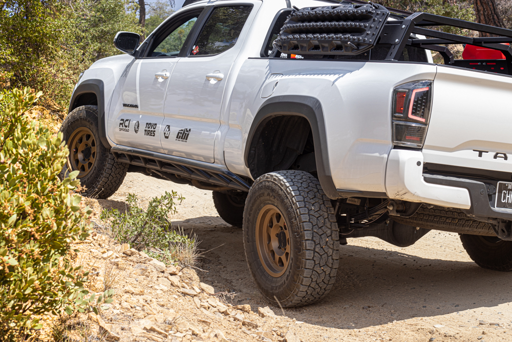 Ironman 4X4 Suspension Lift Kit Impressions for 3rd Gen Tacoma