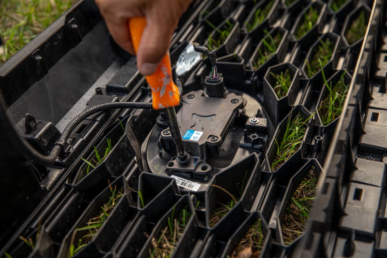 Swapping TSS Sensor on 3rd Gen Toyota Tacoma
