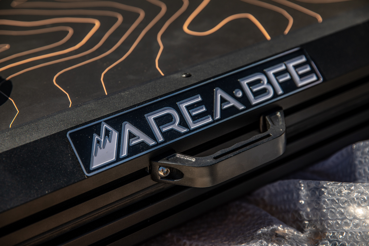 Step-By-Step Install for AreaBFE Black Series Hard Shell Rooftop Tent