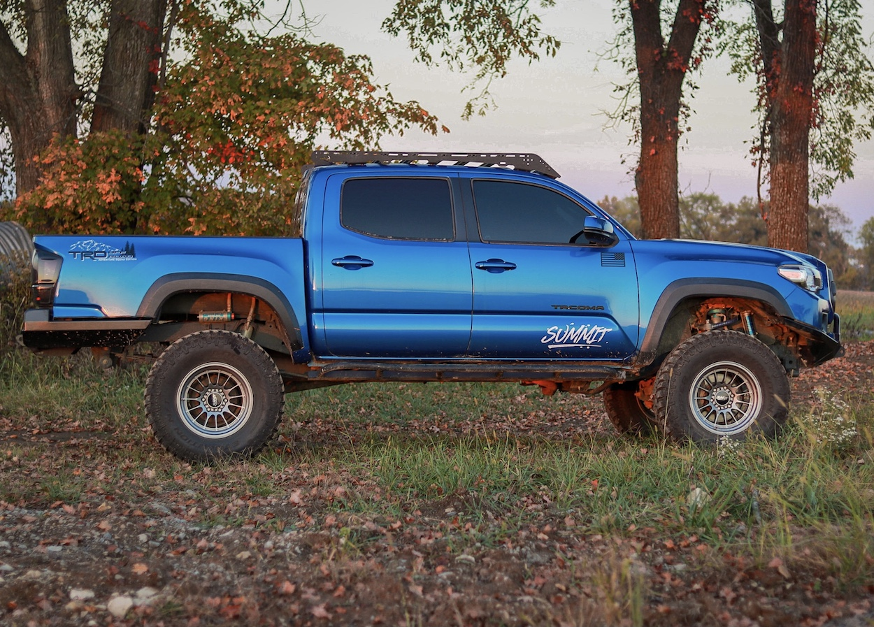 Complete Overview for ATH Fabrication High Clearance Rear Bumper on 3rd Gen Tacoma