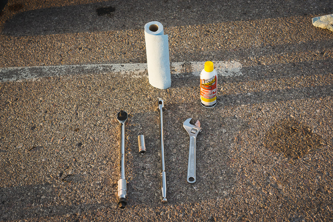 Needed/Required Tool List for Tie Rod End Replacement - 2nd & 3rd Gen Tacoma