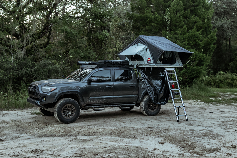 Body Armor 4X4 Sky Ridge Series Pike 2-Person Rooftop Tent Review & Overview