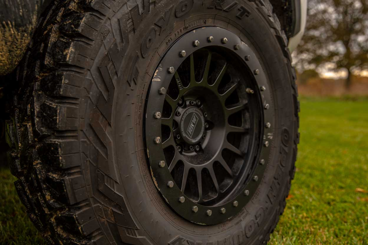 Relations Race Wheels RR6H Hybrid Beadlock Steel Protection Ring - Review