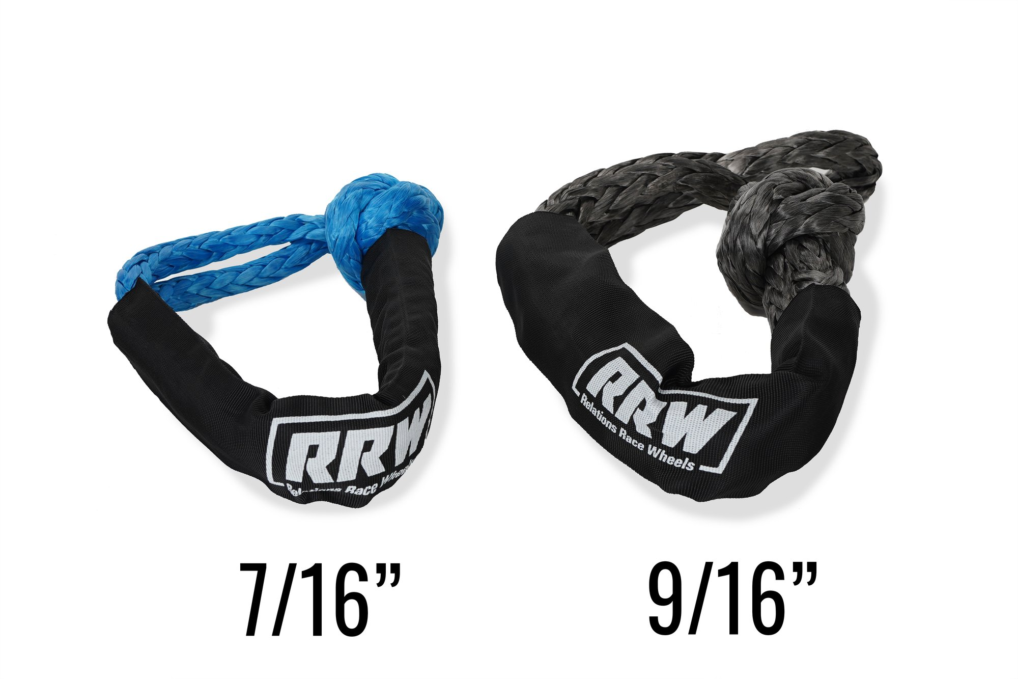 Relations Race Wheels (RRW) - Soft Shackles for Recovery