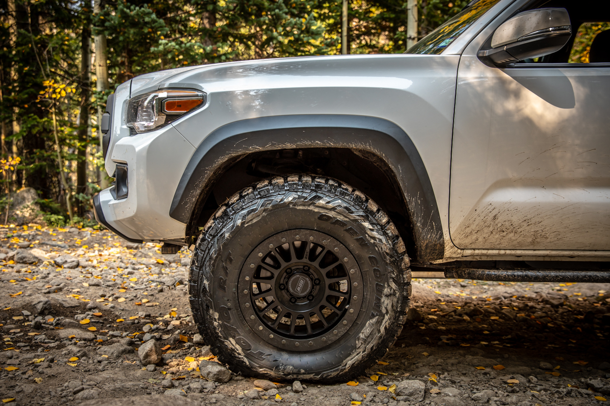 Strong, Quality, Hub-Centric Aftermarket Wheels for the 3rd Gen Tacoma