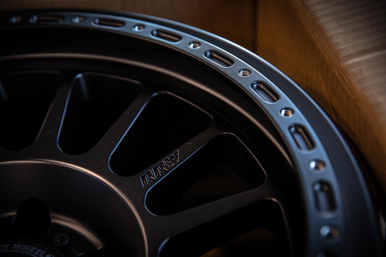 RRW Hybrid Beadlock Aftermarket Wheels for the 3rd Gen Toyota Tacoma