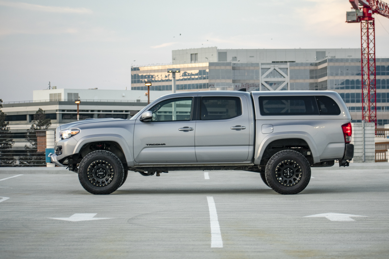 Hard Shell Bed Camper Shell for 3rd Gen Toyota Tacoma