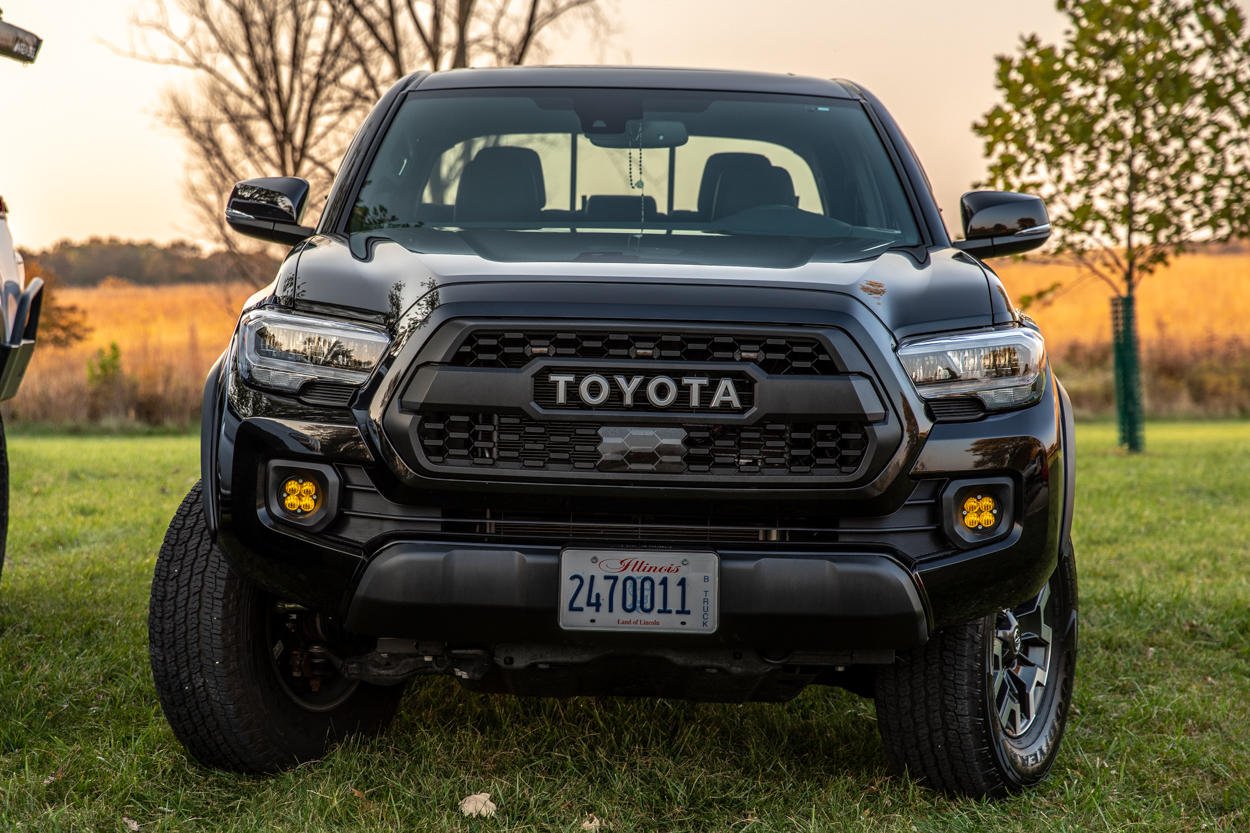 Detailed, Step-By-Step Install Guide for TRD Pro Grille on 3rd Gen Tacoma
