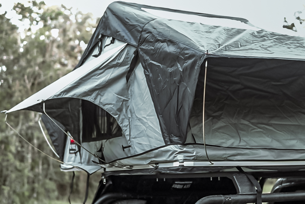 Budget Friendly, Affordable Soft Shell Rooftop Tent