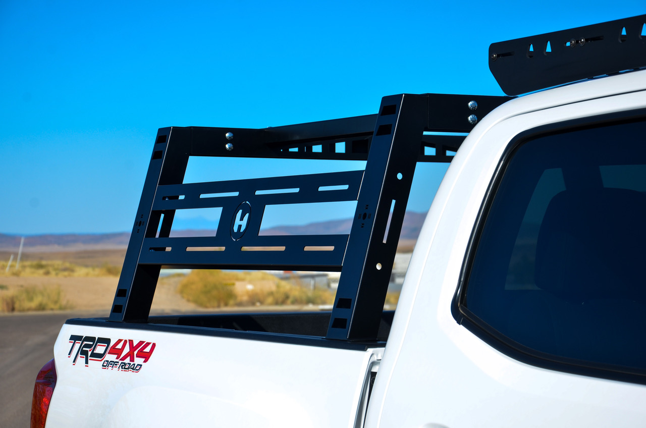 Initial Review & Overview for Hobbs Offroad Fabrication Bed Rack - 3rd Gen Tacoma
