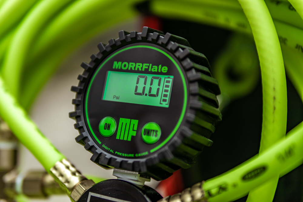 MORRFlate Digital Gauge for Multi Tire Inflation & Deflation Kit