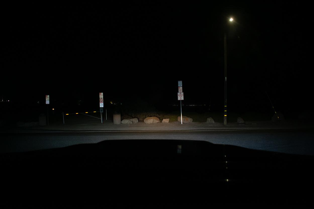 LASFIT Switchback LED Fog Lights - White Light Output
