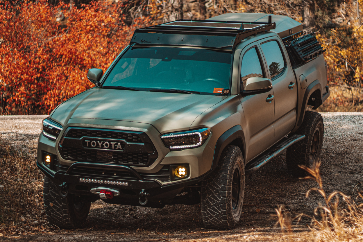 Nitto Tire Ridge Grappler Specifications & Overview
