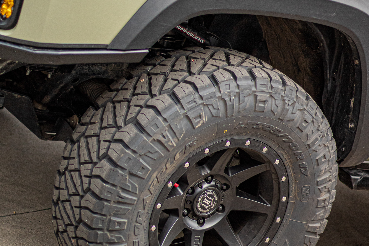 Complete Initial Review & Overview for Nitto Ridge Grappler Hybrid Terrain Tire